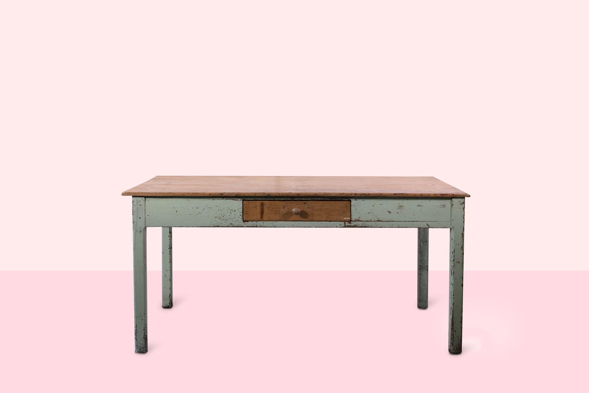 tavolo arte povera | RUM Officina