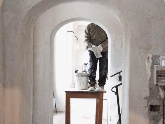Casa Maggiolina – work in progress